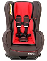 Conv Car Seat Cosmo SP Quilt Red