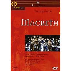 DVD メトロポリタン歌劇場 ヴェルディ:《マクベス》の商品写真