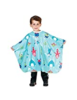 Kiddie Alien Shampoo Cape