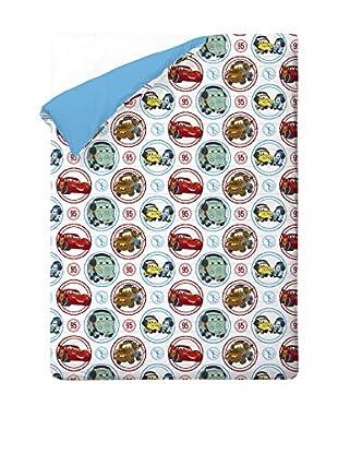 Cars Colcha Círculos