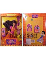 Disney Gypsy Dancing Esmeralda doll from Hunchback of Notre Dame