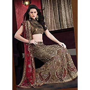 Supercilious Wedding Lehenga