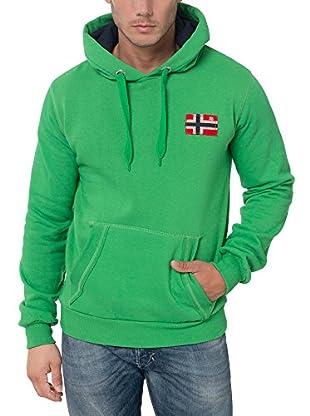 Geographical Norway Kapuzensweatshirt Fondant