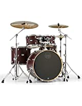 Mapex Mar Series MA529SFRW 5-Piece Drum Set, Blood Wood