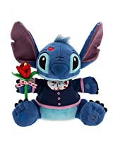 Disney Stitch Plush - Valentine's Day - Medium - 14''