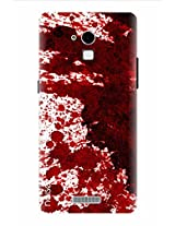 Noise Bloody Red Printed Cover for Coolpad Dazen Note 3