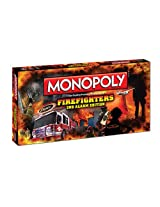Monopoly Firefighters 2nd Alarm Edition