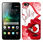Wow Premium Design Back Cover Case For Huawei Honor 4C