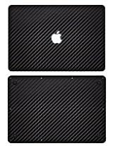 "XGear EXO Skin Protective Vinyl for MacBook Pro 13"" Retina (Black Carbon Fiber)"