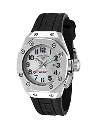 Swiss Legend SL-10534-02M Reloj Mujer Trimix Diverde negro