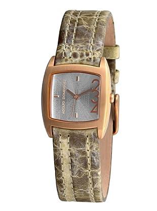 Adolfo Dominguez Watches 69028 - Reloj de Señora cuarzo correa de piel dial Plata