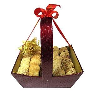 Crispy Cookies Gift Hamper - Chocholik Belgium Gifts