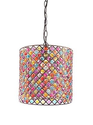 Home Ideas Lámpara De Araña Hillary Multicolor