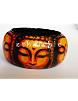 EthniChic Budha Bangle