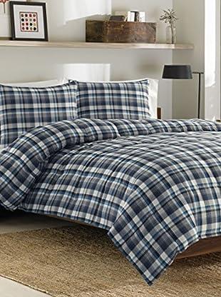 Eddie Bauer Bridgeport Plaid Comforter Set