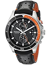 Fossil End of Season Wakefield Analog Black Dial Men's Watch -CH2953