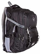 TLC All Track Black Laptop 15.6 inch Backpack Bag