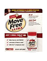 Move Free Advanced ultra tablets, 60 Count