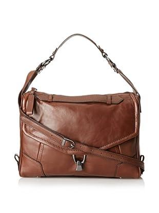 Kooba Women's Alexa Convertible Shoulder Bag (Chocolate Brown)