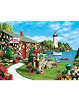 Masterpieces 31543 Alan Giana Lobster Bay Puzzle, 300 Pieces
