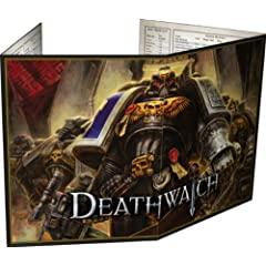 Deathwatch: The Game Master's Kit (Deathwatch (Fantasy Flight))