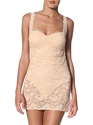 Cosabella Women's Never Say Never Sexy Shaper Chemise (Blush)