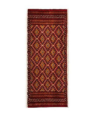 RugSense Alfombra Persian Kalat Rojo/Marrón 104 x 48 cm