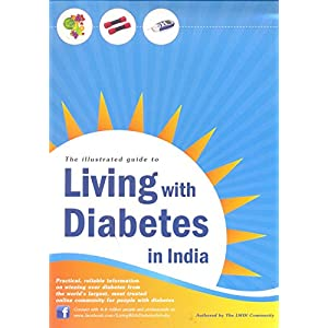The Illustrated Guide to Living with Diabetes in India