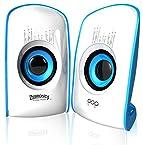 Zebronics Pop 2.0 Multimedia speaker (Blue)