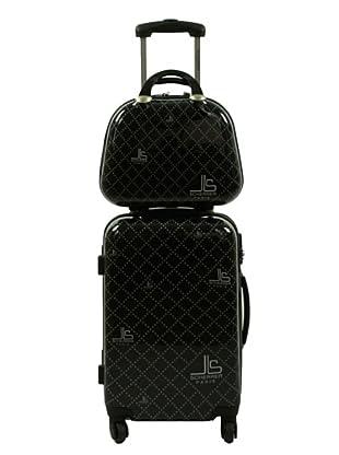 Jean Louis Scherrer Dubai Kosmetik-Kofferset weiß/grau