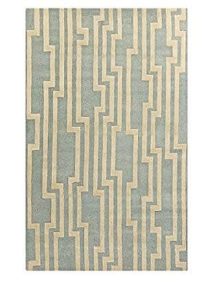 Surya Modern Classics Geometric Hand-Tufted Accent Rug