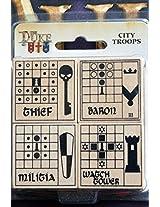 Duke Reinforcements City Troops Board Game