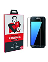 Scratchgard Super Glass Screen Protectors for Samsung Galaxy S7 Edge (G935) (Front & Back)