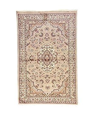 Eden Teppich   Kashmirian F/Seta 95X147 mehrfarbig