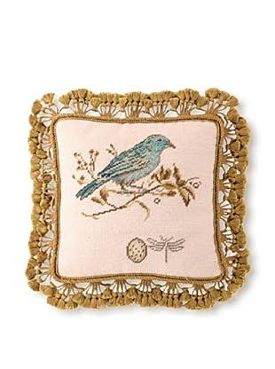 Sally Eckman Roberts Gilded Green Songbird 14