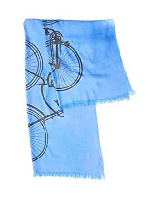 Vilagallo Foulard Bicicleta (Azul)
