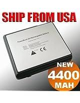 Battery for Apple PowerBook G4 m5884 Titanium DVI Powerbook G4 15 A1012 M6091 M8511