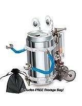 4M Tin Can Robot w/free storage bag