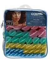 Conair Conair Foam Rollers, 48 Pack