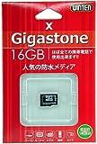 Gigastone microSD CARD 16GB クラス4 11A1504 11A1504