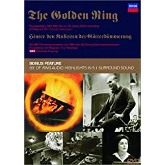 輸入盤DVD The Golden Ring - The Making of Solti's