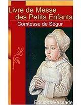 Livre de messe des petits enfants (French Edition)