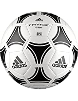 Adidas Tango Glider Machine Stitched Ball, Men's Large (White)
