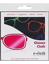 e-cloth (U.K.) Lenses - spectacles - sunglasses - Frames - Glasses Cloth 19 x 19cm