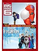 Big Hero 6 and Frozen