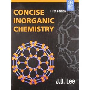 Concise Inorganic Chemistry