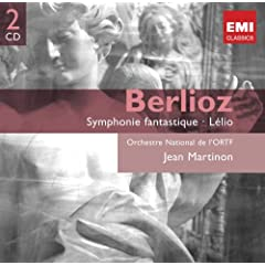 マルティノン指揮 ベルリオーズ:幻想交響曲&レリオの商品写真