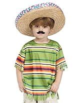 Little Mexican Amigo Toddler Costume