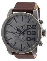Diesel Analog Grey Dial Men's Watch - DZ4210