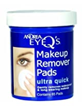 Andrea Eye Q s Ultra Quick Eye Make-up Remover Pads